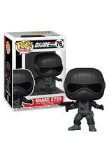 FUNKO! Retro Toys - G.I. Joe Snake Eyes