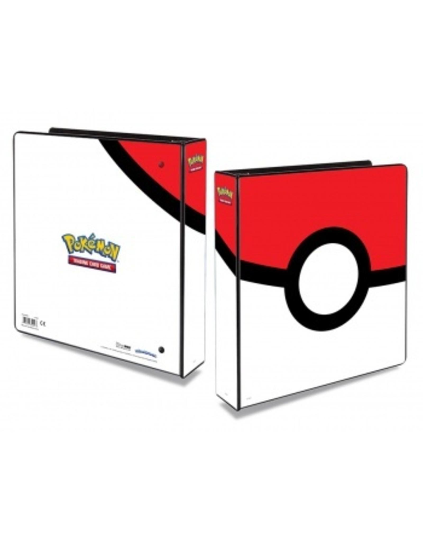 ULTRA PRO Pokemon Pokeball Album - Ultra pro