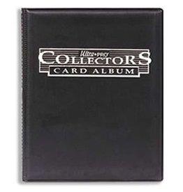 ULTRA PRO Ultra pro - Collectors 9-Pocket Portfolio - Black