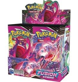 THE POKEMON COMPANY SWSH 8 Fusion Strike Booster Box