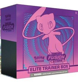 THE POKEMON COMPANY SWSH 8 Fusion Strike Elite Trainer