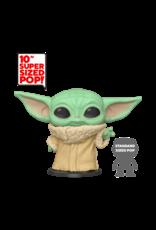 FUNKO Star Wars - Mandalorian The Child - Super Sized 25 cm