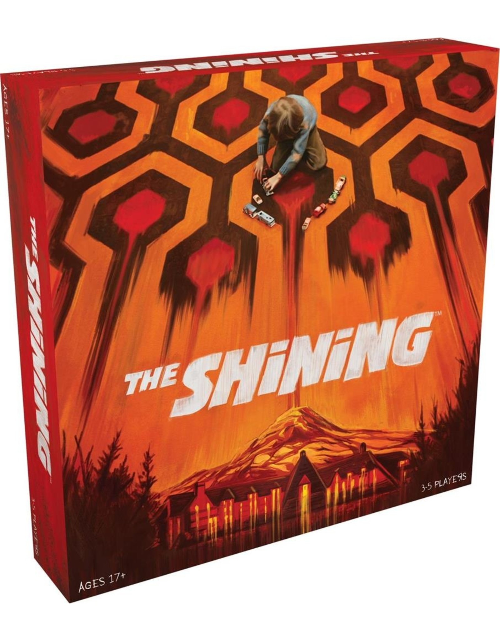 MIXLORE THE SHINING (ENGELS)