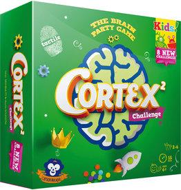ZYGOMATIC CORTEX - CHALLENGE KIDS 2 - GROEN