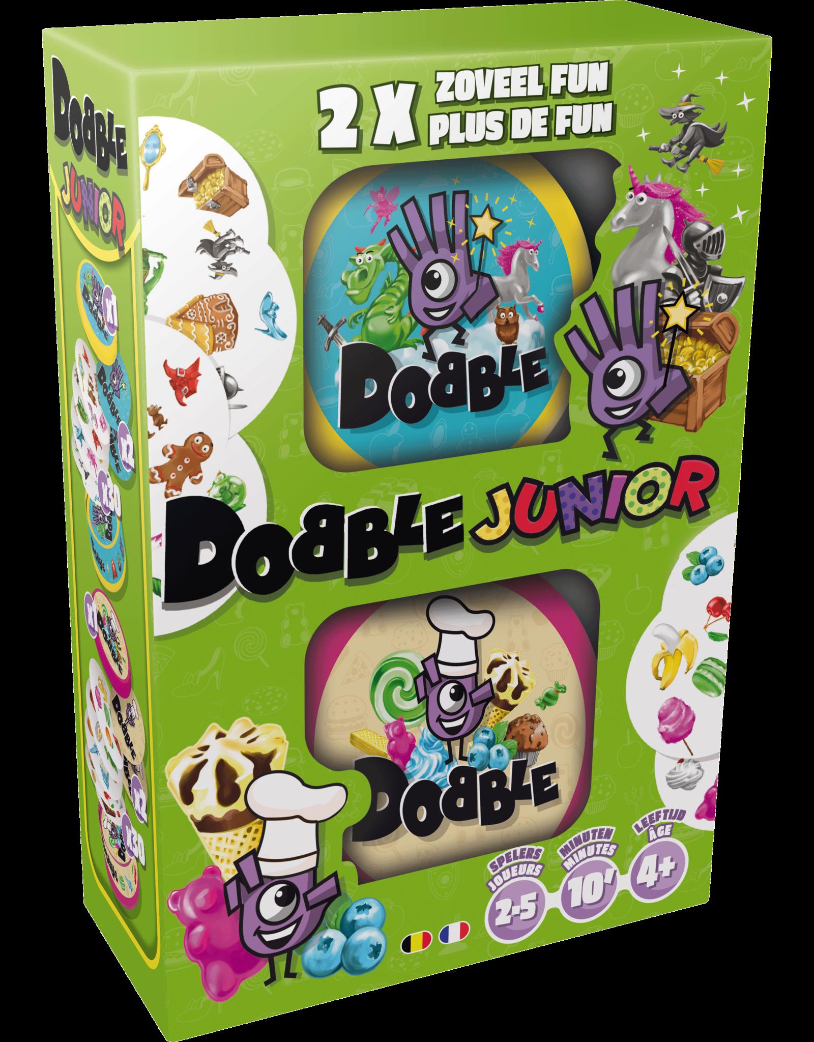 ZYGOMATIC DOBBLE - JUNIOR (FRANS-NEDERLANDS)