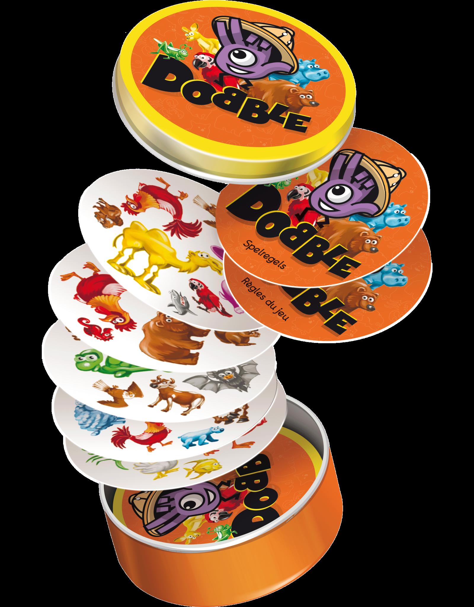 ZYGOMATIC DOBBLE - ANIMALS (BLISTER) (FRANSE-NEDERLANDS)