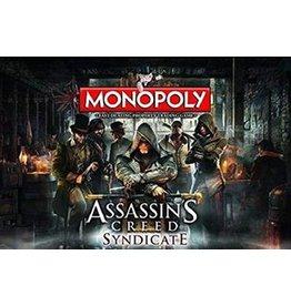 MONOPOLY - ASSASSINS CREED SYNDICATE - ENGELS