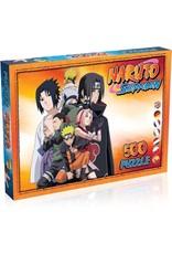 WINNING MOVES Puzzel Naruto - 500 stukjes