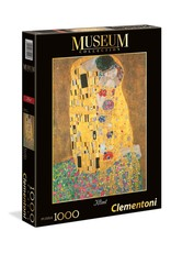 CLEMENTONI Museum Collection Klimt The Kiss puzzel 1000 st.