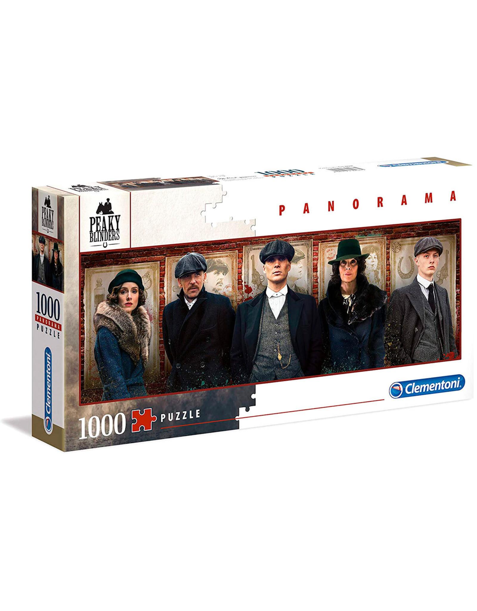 CLEMENTONI Peaky Blinders Panorama puzzel 1000 st.