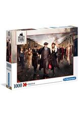 CLEMENTONI Peaky Blinders puzzel 1000 st.