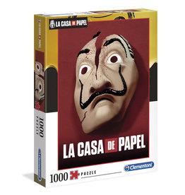 CLEMENTONI La Casa De Papel puzzel 1000 st.