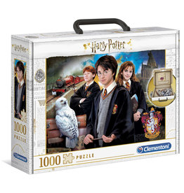 CLEMENTONI Harry Potter puzzel briefcase 1000 st.
