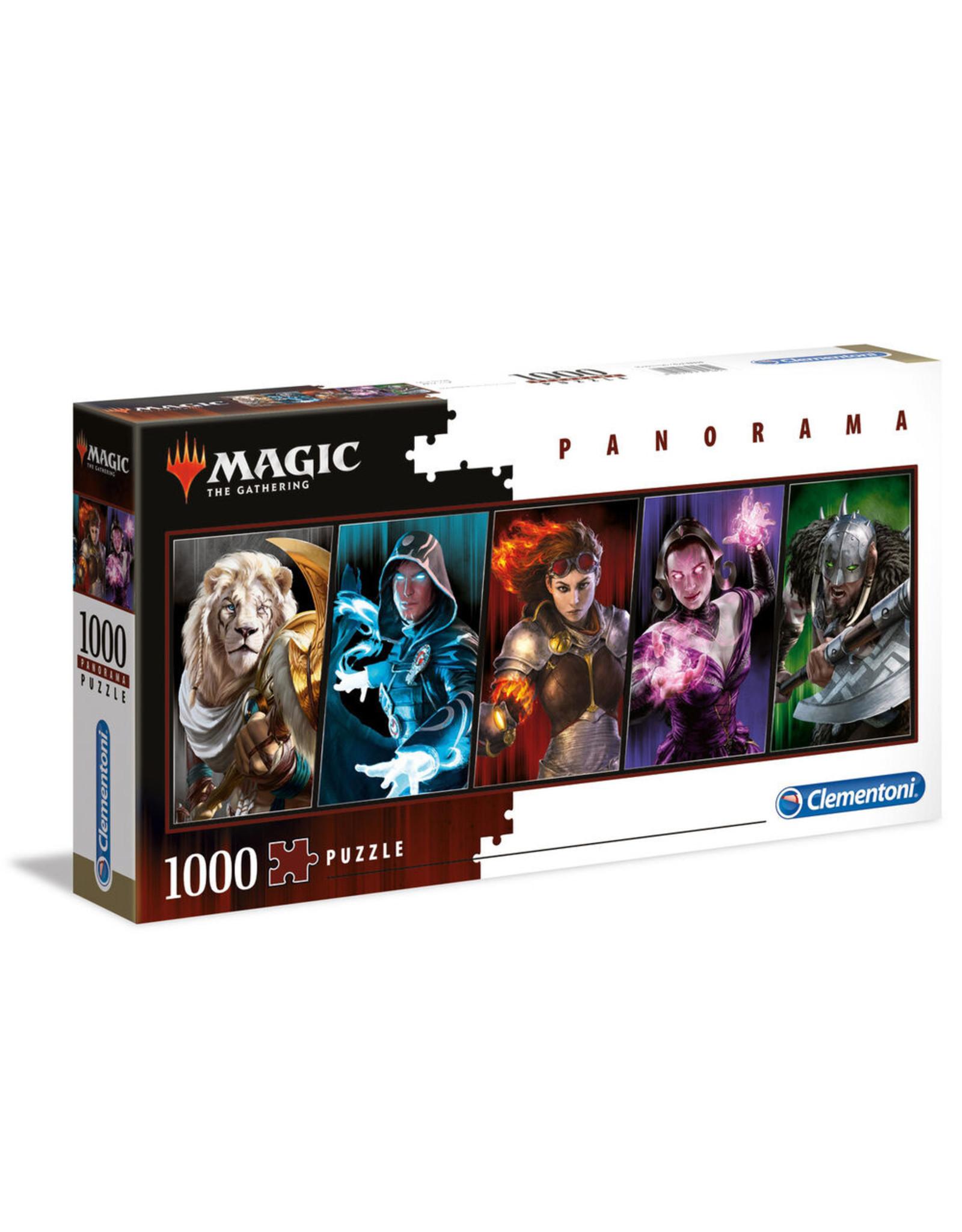 CLEMENTONI Magic The Gathering Panorama puzzel 1000 st.