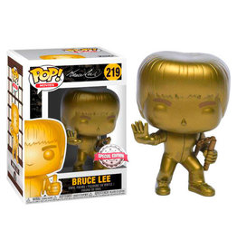 FUNKO Movies - Game of Death Bruce Lee - Gold Exclusive Special Edition