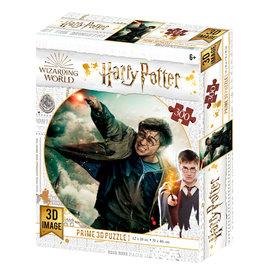 PRIME 3D Harry Potter Battle Prime 3D puzzel 300 st.