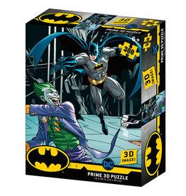 PRIME 3D DC Comics Batman vs Joker Prime 3D puzzel 300 st.