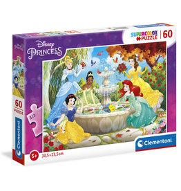 CLEMENTONI Disney Princess puzzel 60 st.
