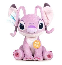 DISNEY Disney Stitch Angel knuffelbeer with sound 30cm