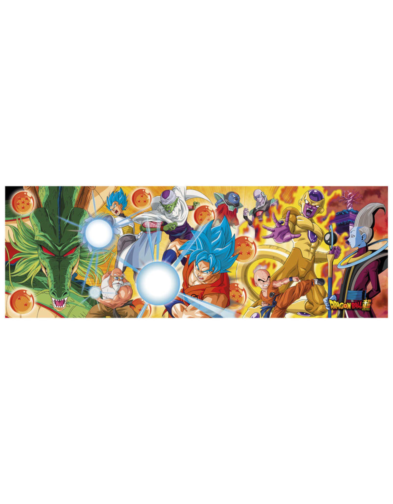 CLEMENTONI Dragon Ball Super Panorama puzzel 1000 st.