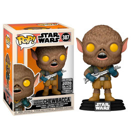 FUNKO! Star Wars - Chewbacca - 2020 Galactic convention exclusive