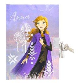 DISNEY Disney Frozen 2 Anna dagboek