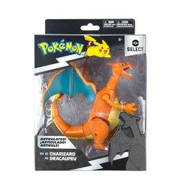 BOTI Pokémon 25th anniversary Select Action Figure Charizard 15 cm
