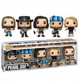 FUNKO Rocks - Pearl Jam -5-pack