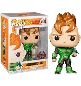 FUNKO Animation - Dragon Ball Z - Android 16 - Special Edition - 708