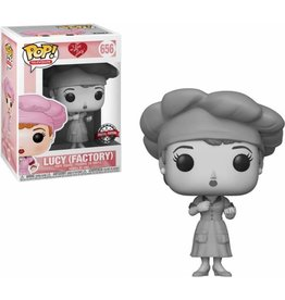 FUNKO Television - I love Lucy - Factory Lucy (BW) - US Exclusive - Special edition
