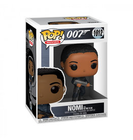 FUNKO Movies - 007 James Bond - Nomi - No time to Die
