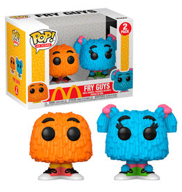 FUNKO AD Icons - McDonalds - Fry Guy - 2-pack