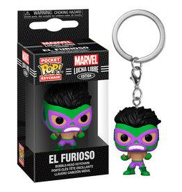 FUNKO Funko! Marvel - Hulk - El Furioso