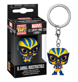 FUNKO Funko! Marvel - Wolverine - El Animal Indestructible