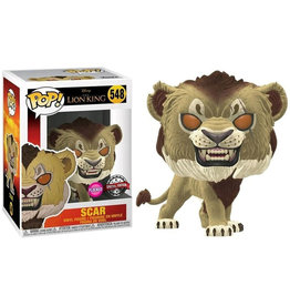 Disney - The Lion King - Scar Flocked - Special Edition