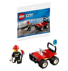 LEGO Lego City - Brandweer quad