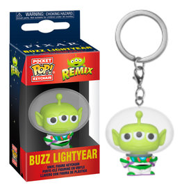 FUNKO Funko! Remix Toy Story - Buzz Lightyear