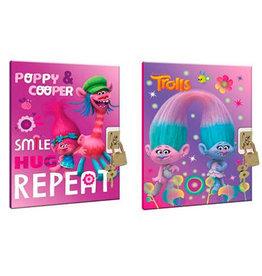 DREAMWORKS Trolls Poppy Dagboek met slotje