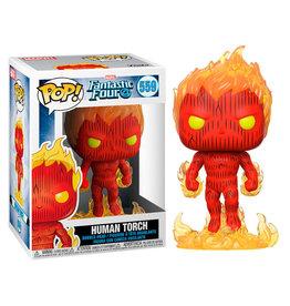 FUNKO Marvel - Fantastic Four - Human Torch