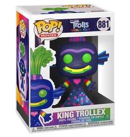 FUNKO Movies - Trolls World tour - King Trollex