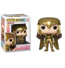 FUNKO Heroes - Wonder Woman 84 - Wonder Woman Gold Power Pose