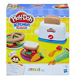 PLAY-DOH Play-Doh Keuken creaties - Toaster