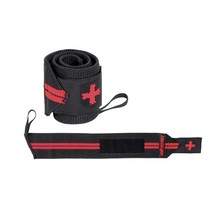 Harbinger Wrist Wraps Red Line
