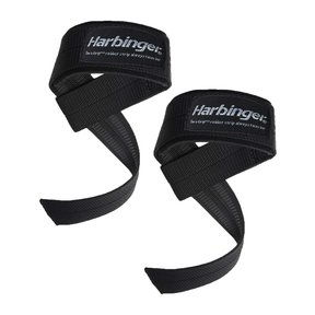 Big grip padded lifting straps