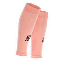 CEP dames calf sleeves - Crunch Coral
