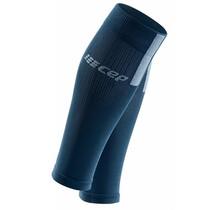 CEP Calf sleeves Pro Run 3.0 - Blauw