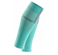 CEP Calf sleeves Pro Run 3.0 - Lichtblauw