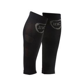 Competition Calf Sleeves - Zwart / Grijs