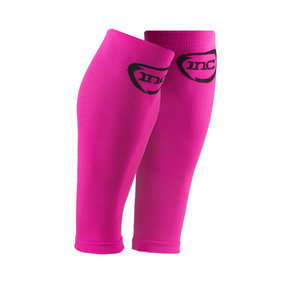 Competition Calf sleeves - Roze / Zwart