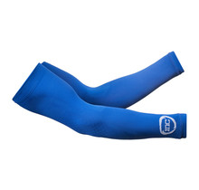 INC Competition Compressie Arm Sleeves - Blauw